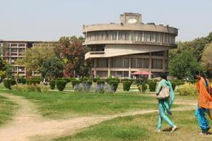 Panjab University in Chandigarh