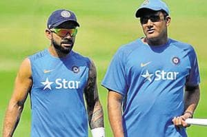 Anil Kumble, Indian cricket team  coach, had reportedly approached BCCI) stating that his team is keen to participate in the ICC Champions Trophy.