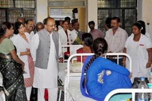 The initiative is being led by the state medical and health minister Sidharth Nath Singh who has asked doctors to devote at least four hours a week to serve patients at district hospitals as well as PHCs and CHCs.