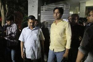 New names in Kejriwal ministry are both lawyers, one is AAP govt's Dalit face
