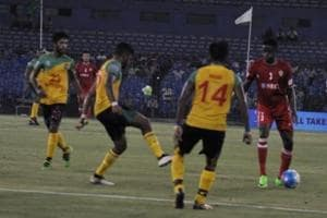 Aizawl FC came back from being 2-0 down to win 3-2 against Chennai City in their Federation Cup opener.