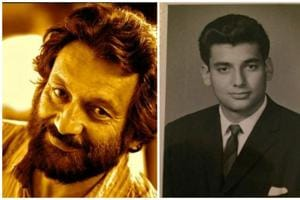 Shekhar Kapur's shares a picture from his teenage days on Twitter.