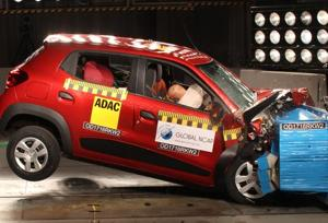 Global NCAP released its new set of ratings for India on Wednesday.