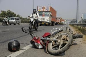 There has been a steep rise in hit and run accidents in Gurgaon over the past few months.