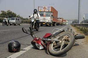 Gurgaon accidents