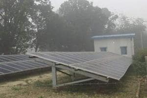 UP NEDA had earlier set up two solar plants of 25 KV each in Jayapur in association with a private company.