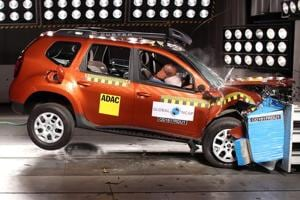 Without airbags, Renault Duster failed to score a single star in the Global NCAP tests.