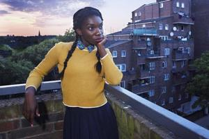 A still from Chewing Gum