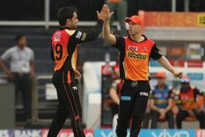 David Warner and Rashid Khan have been consistent performers for Sunrisers Hyderabad in the 2017 Indian Premier League (IPL).