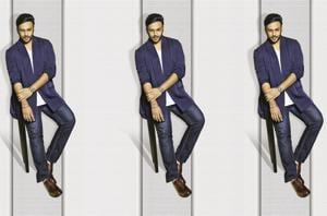 Fashion designer Nikhil Thampi.