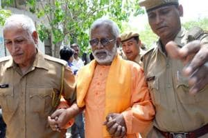 Aseemanand and six others were accused in the Ajmer blast case.