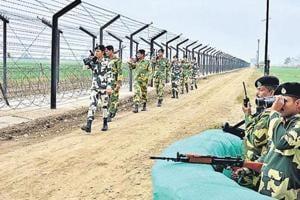 Indo-Bangla border