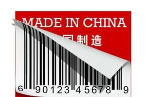 Made in China products are found in abundance in India.