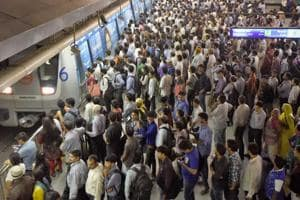 Delhi Metro needs this money to stay afloat and expand.