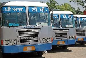 PRTC managing director Manjit Singh Narang says that they have no authority to check safety measures in private buses.