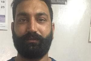 Gurcharan Singh 'Rinka' of Dogar Basti in Faridkot is on a list 35 gangsters released by the Punjab police recently.