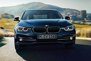 The BMW 3 series now comes in petrol as well as diesel variants.