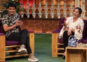 Manisha Koirala enjoyed being a guest on The Kapil Sharma Show.