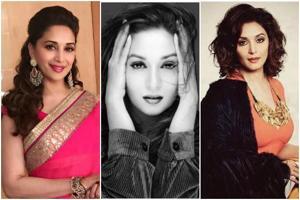 Actor Madhuri Dixit-Nene celebrates her 50th birthday on May 15, 2017,