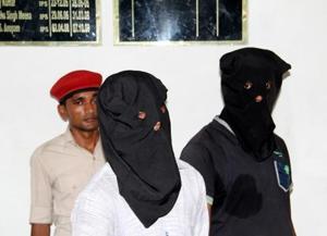 Bihar gangster