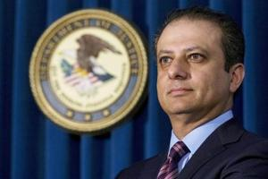 Former Manhattan US Attorney Preet Bharara.