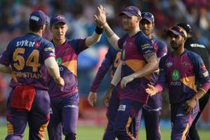 Rising Pune Supergiant will face Mumbai Indians in Qualifier 1 of the Indian Premier League.