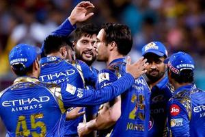 Mumbai Indians will face Rising Pune Supergiant in Qualifier 1 of the 2017 Indian Premier League.