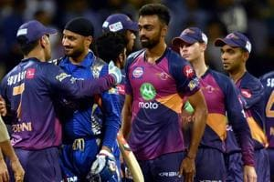 Mumbai Indians and Rising Pune Supergiant will battle it out if Qualifier 1 of IPL 2017 at the Wankhede Stadium in Mumbai on Tuesday.