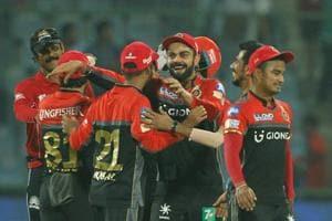 IPL2017: Virat Kohli's RCBachieve consolation win, beat DD by 10 runs