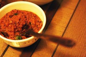 Delhi wale: Kaddu, with a sweet and sour twist