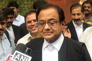 CBI raided searches at multiple premises linked to P Chidambaram and his son Karti.