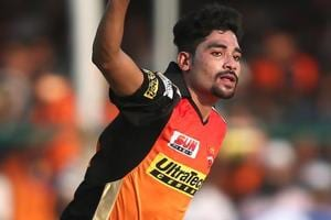 Mohammed Siraj won the Man of the Match award in Sunrisers Hyderabad's last game against Gujarat Lions for picking up 4/32 and helping David Warner's team qualifiy.