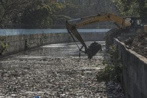 Whether Mumbai's drains get thoroughly cleaned or not, the desilting work is now a political football between two political frenemies trying to outdo each other.