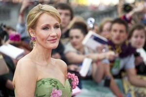 Write the story you really want to tell, says Harry Potter creator JK Rowling.