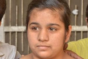 Haryana board class 12 results: A student of Vijeta Public Senior Secondary School Karnal, Urvashi scored 490 marks out of 500 in Commerce stream.