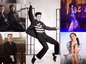 A lot of musicians have tried their hand at acting including Elvis Presley and Beyonce Knowles.