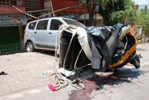 Mumbai acccident