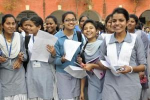 Girls performed better than boys in the Class 12 board examination, results of which were declared by Haryana's Board of School Education (HBSE) on Thursday.