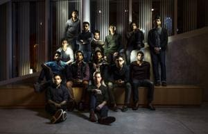 The band is made up of 11 University of Pennsylvania students and has performed for US President Barack Obama.