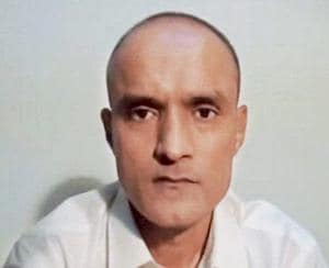 File photo of Kulbhushan Jadhav.