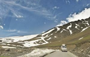 In pics: At land's end on the Mughal Road in Kashmir