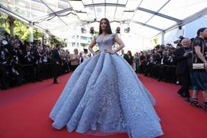 From Cinderella to Frozen's Elsa, a number of fairytale characters appeared to have been channelled by actor Aishwarya Rai Bachchan, according to comparisons drawn by social network users.