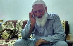 Ghulam Mohammad Wani, whose son Gulzar Ahmad Wani was acquitted of all charges in Sabarmati Express blast case, says  for family it has been a painful journey.