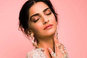 Cannes Film Festival: Sonam Kapoor is a shimmery dream in Elie Saab....