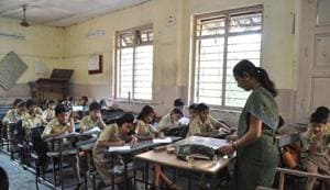 Hundreds of teachers on the rolls of municipal schools of Patna have not been showing up for years.