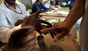 The voters' turn out was 64% in Bihar urban local bodies' elections, on Sunday.