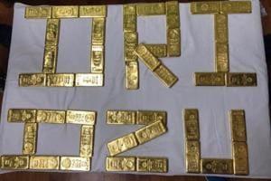 Arrested Delhi businessman may have smuggled 2,000 Kg gold bars worth...