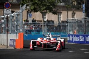 Mahindra Racing earns best ever points finish in Formula E