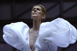 Watch: Celine Dion celebrates 20 years of My Heart Will Go On and...