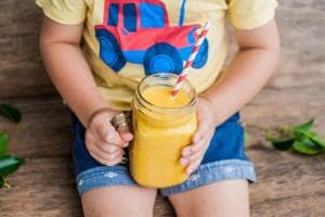 Doctors advise against feeding fruit juices to babies younger than 12...